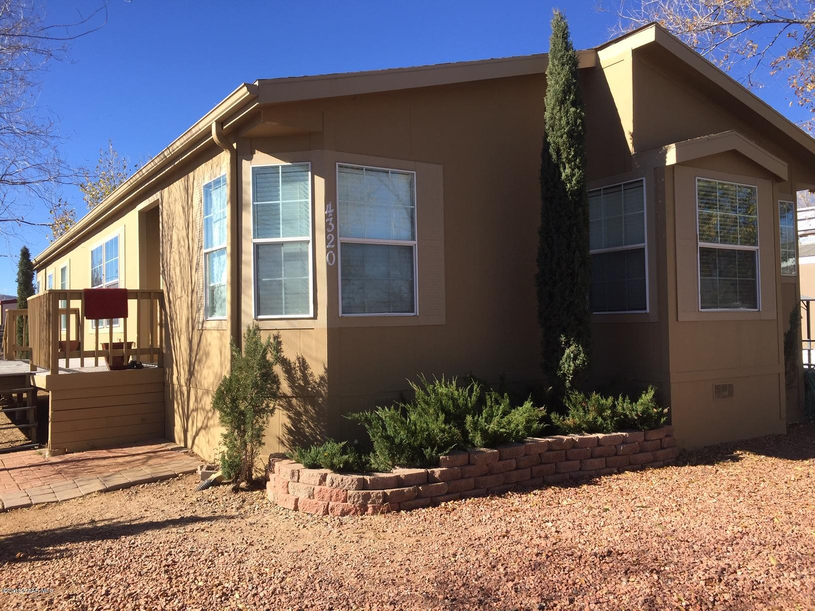4320 N Mobile Circle East , Prescott Valley Az 86314