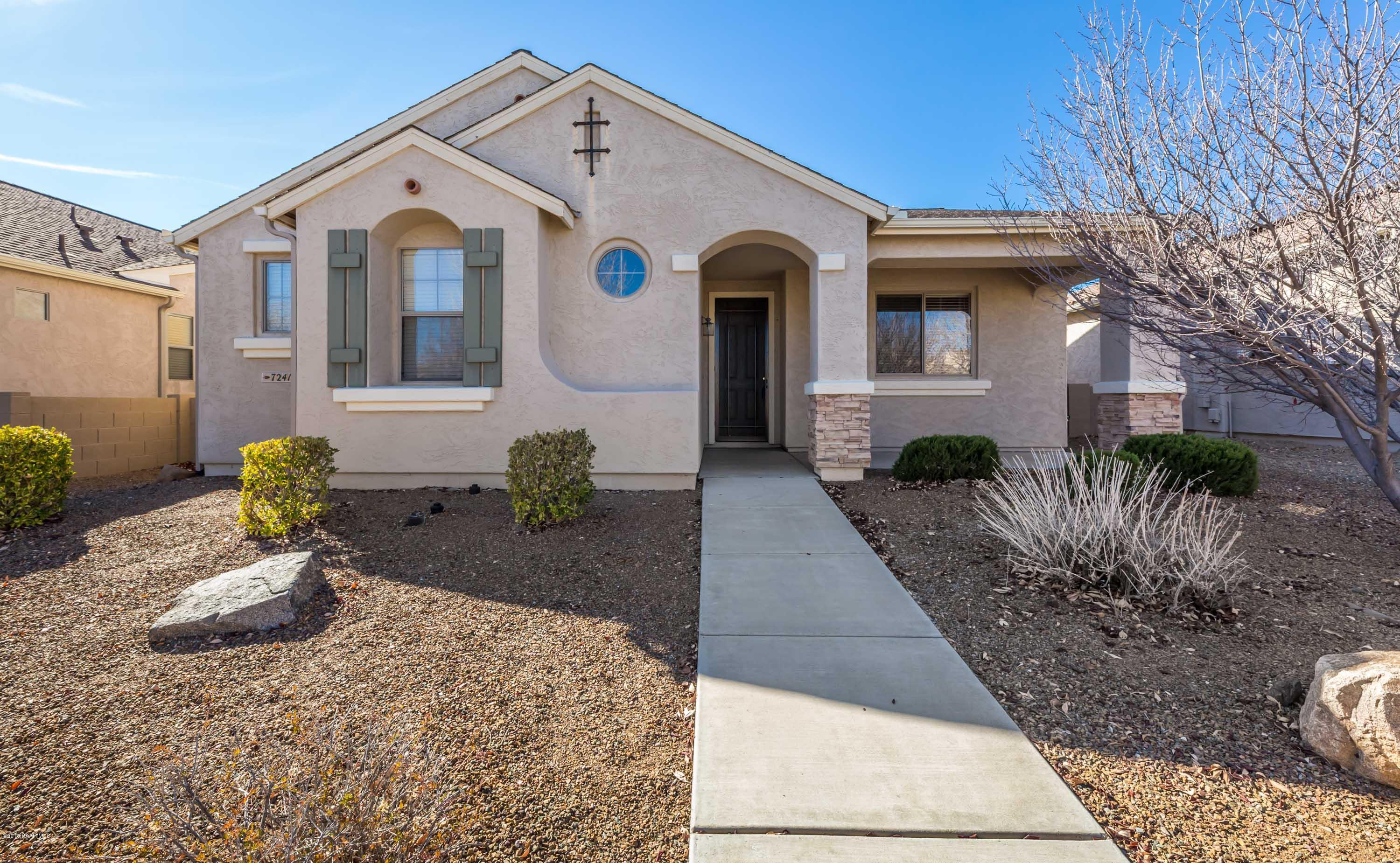 7241 E Goodnight Lane, Prescott Valley Az 86314