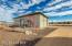 Detached RV Garage/Workshop is 40ft wide and 60ft deep to accommodate a very large RV.