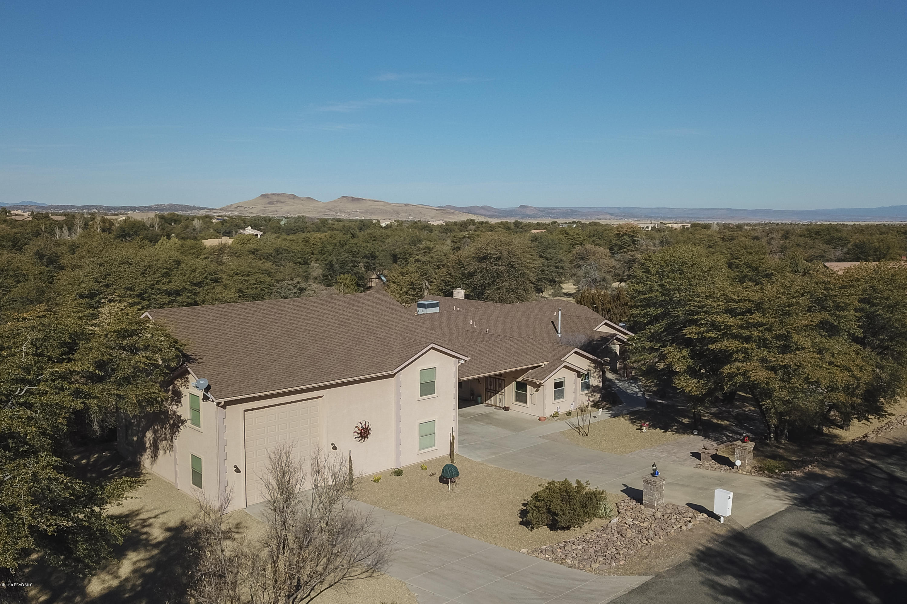 2184 W Mountain Oak Road, Prescott Az 86305