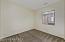 with Sliding Door Closet, Sunny Side Window, Carpet Flooring & 2 Tone Interior Paint.