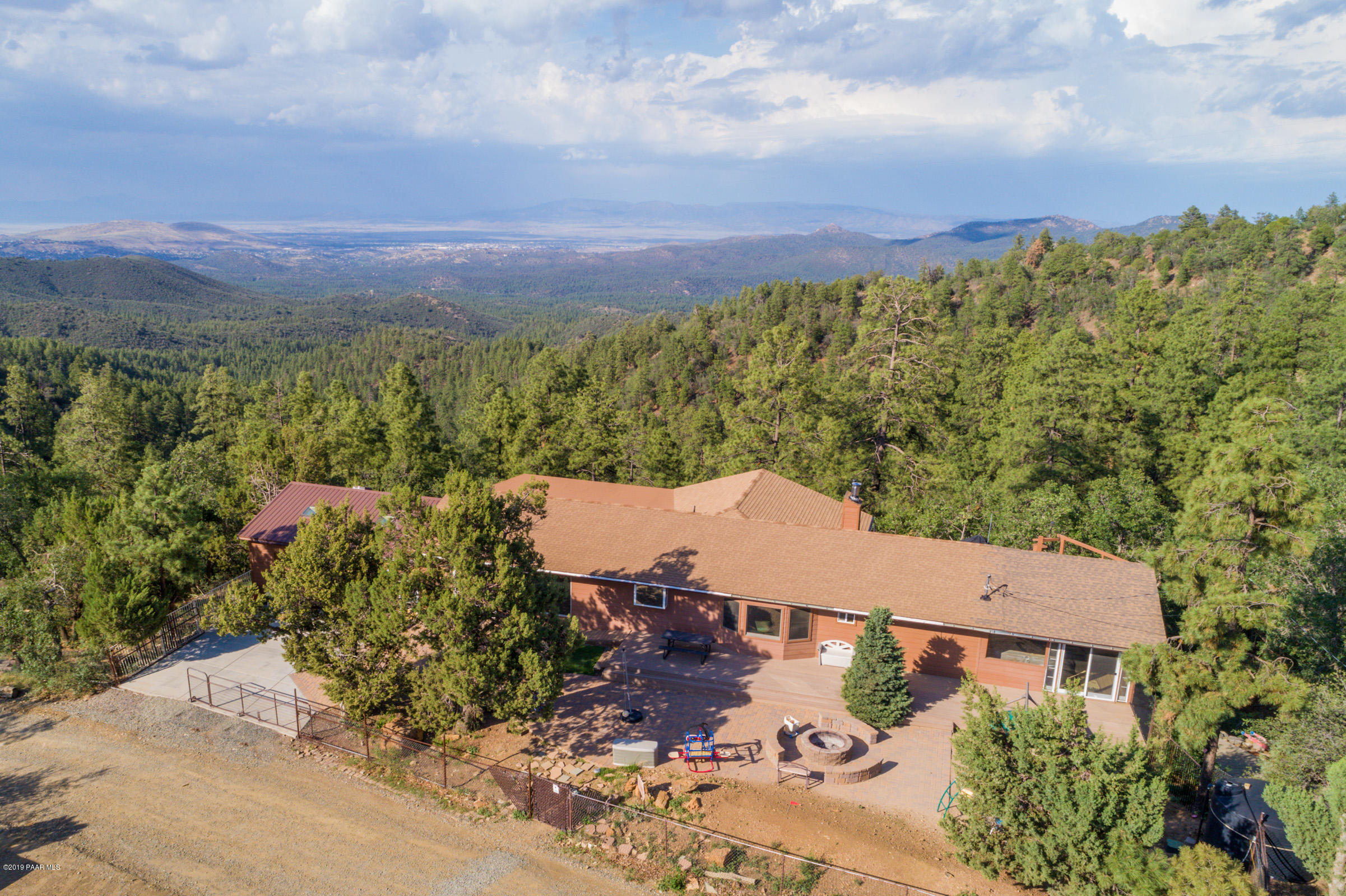 2820  Spruce Mountain Road, Prescott Az 86303