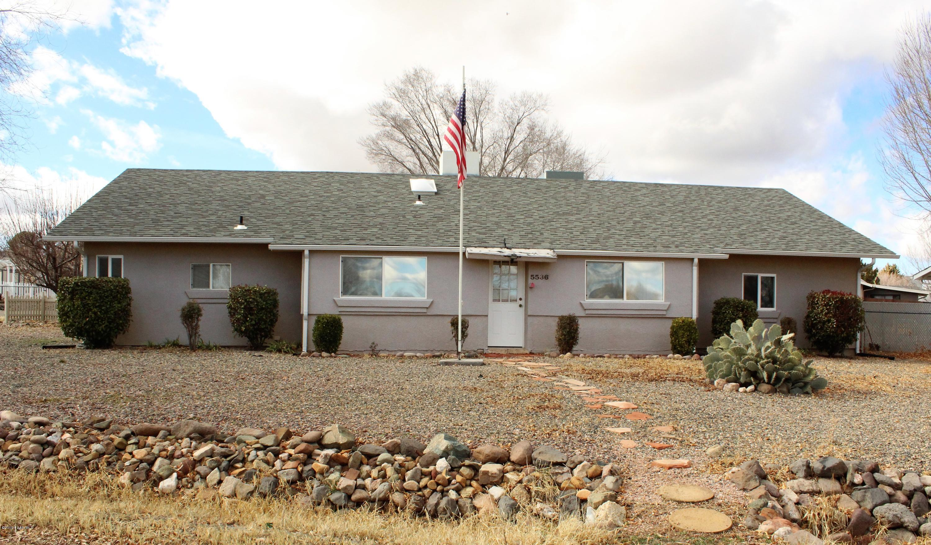 5536 N Wickiup Road, Prescott Valley Az 86314