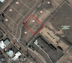 2203 Cirrus Lot 18, Prescott, AZ 86301