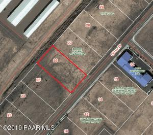 2209 Melville Lot 26 Road, Prescott, AZ 86301