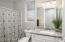 with Tub/Shower Combo and Granite Counter