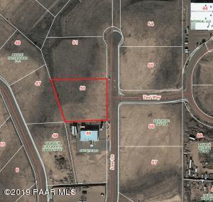 6398 Lear Lot 50, Prescott, AZ 86301