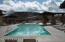 Outdoor pool - plus an indoor pool.