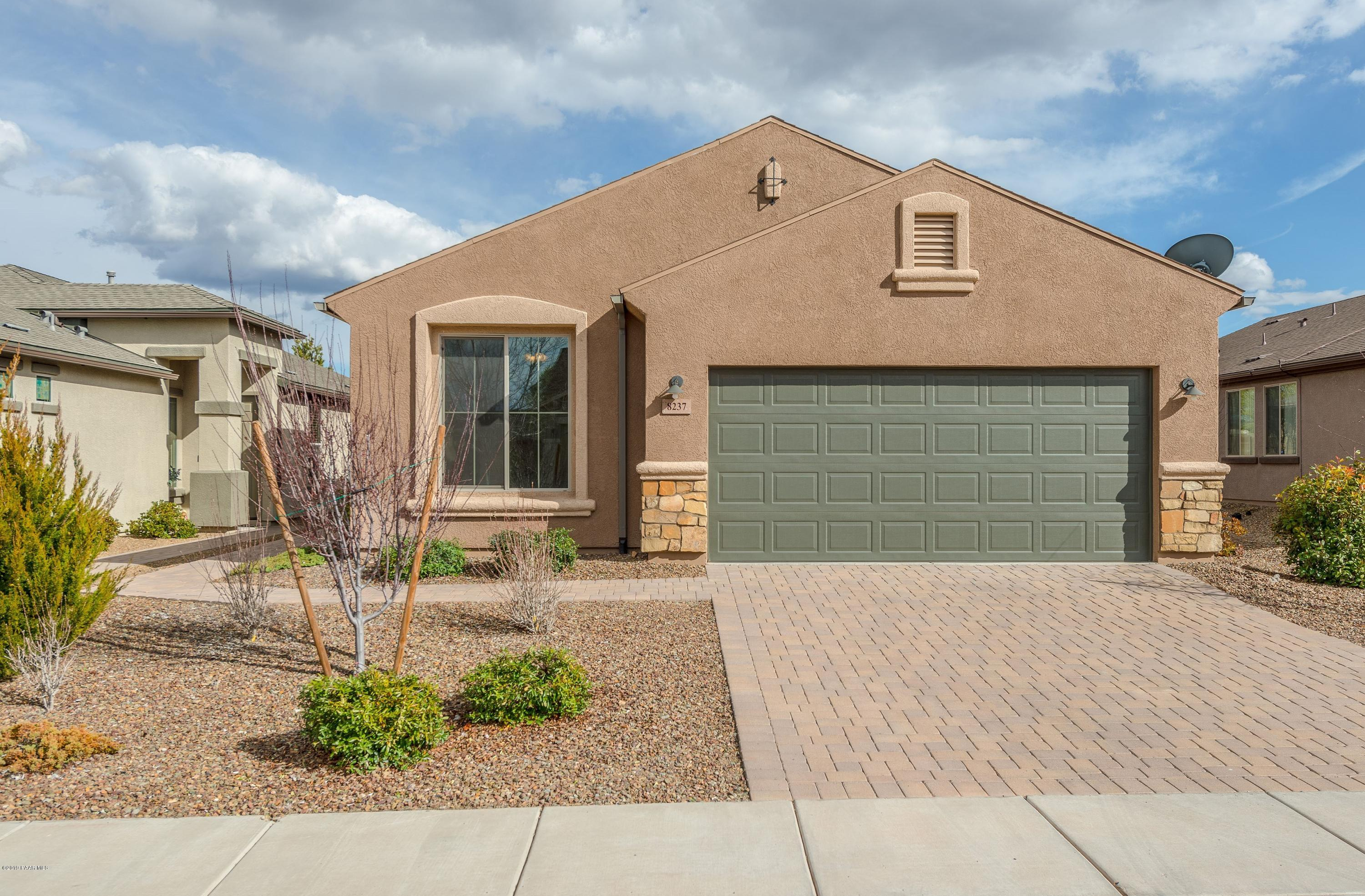 8237 N Whistling Acres Way, Prescott Valley Az 86315