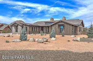 Large 1.06 Acre, Lake & Granite Mountain View Lot. New Full Landscape!