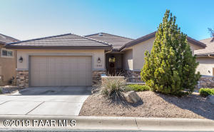 Gated Creekside Neighborhood in Prescott Lakes - an easy walk to the clubhouse