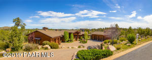 WELCOME HOME to Talking Rock Ranch Custom 4880 SF His and Hers 6 car total garages