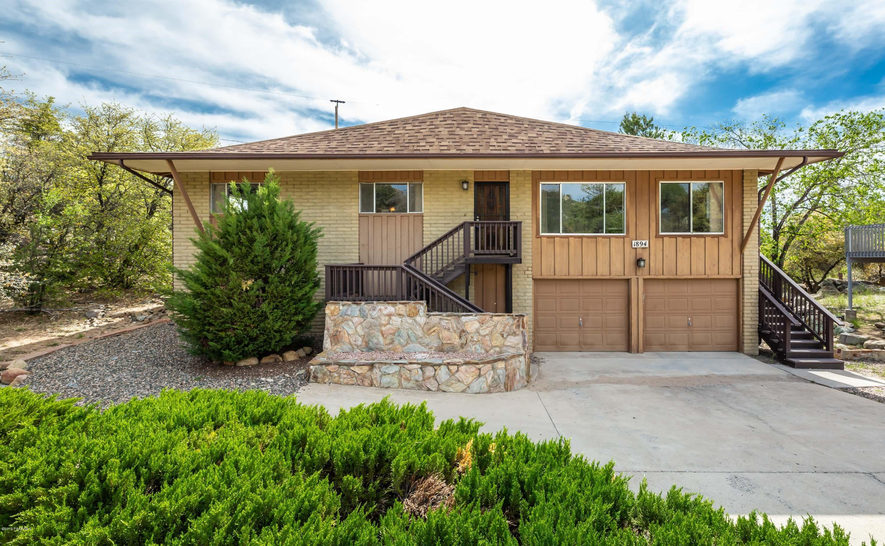 1894  Thumb Butte Road, Prescott Az 86305