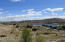 Views from Deck; Watson Lake, San Francisco Peaks.