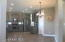 Upgraded tile floors, two tone paint, upgraded light fixtures and appliances.