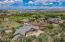 Golf course, Granite Dells and Granite Mountain for 180 degree views.