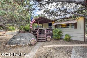 1602 W Iron Springs Road, Prescott, AZ 86305