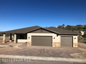 4716 Sharp Shooter Way, Prescott, AZ 86301