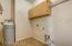 Big laundry room