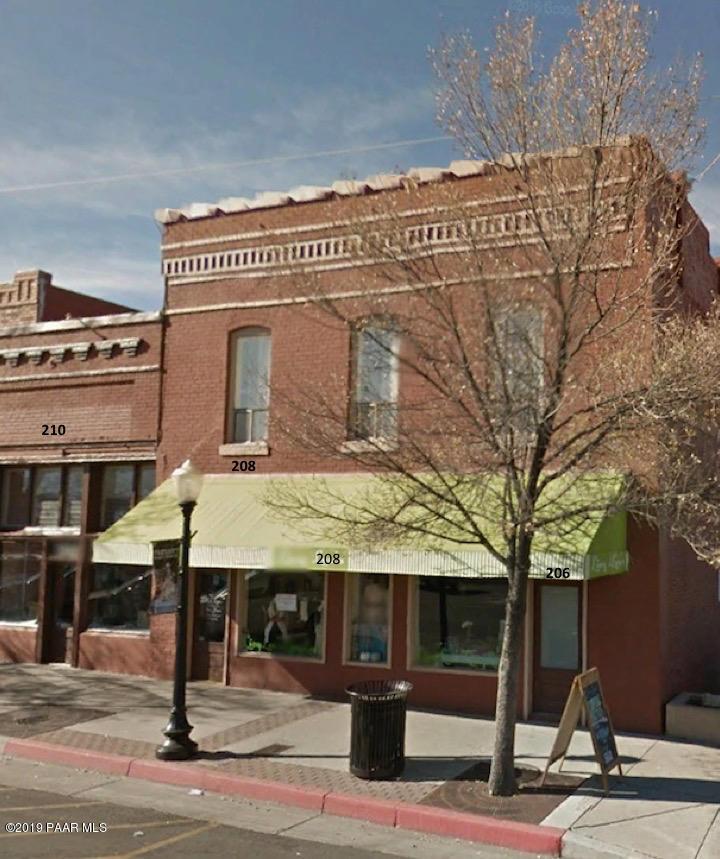 Photo of 206-210 Montezuma, Prescott, AZ 86303