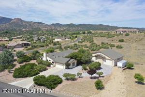 10796 N Saddle Pass Road, Prescott, AZ 86305