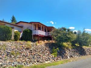 2141 E Hillside Terrace Road, Prescott, AZ 86301