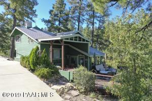 5680 E Enchanted Forest Trail, Prescott, AZ 86303
