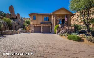 4545 N Rustlers Canyon, Prescott, AZ 86301