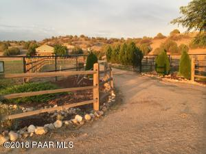 18125 N Lower Territory Road, Prescott, AZ 86305
