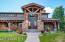 Grand Entrance to Solitude Ranch