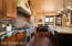 Gourmet Kitchen with professional appliances