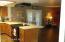 Kitchen/living combo