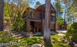 Nestled in the pines, come fall in love with this home! On a double lot!
