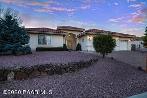 7664 N Park Crest Lane, Prescott Valley, AZ 86315