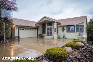 5218 Canyon View Court, Prescott, AZ 86303