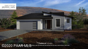 Artistic Rendering only. Final home will vary in colors and finishes.