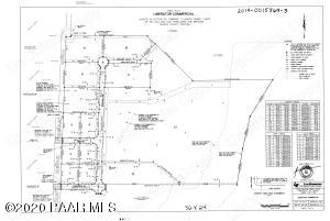 subdivision plat 13 lots