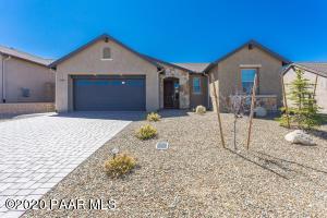3283 Dells Canyon Drive, Prescott, AZ 86301