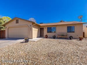 4541 E Gloria Drive, Prescott, AZ 86301