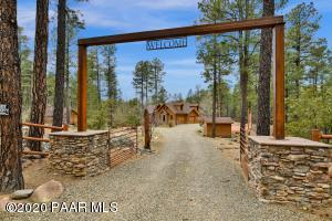 5140 E Charcoal Kiln Road, Prescott, AZ 86303