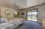Huge Master Suite with Sitting Room /Office.