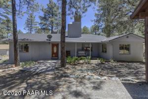 2199 W Mountain Laurel Road, Prescott, AZ 86303
