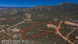 6280 E Thumper Trail Lot A, Prescott, AZ 86303
