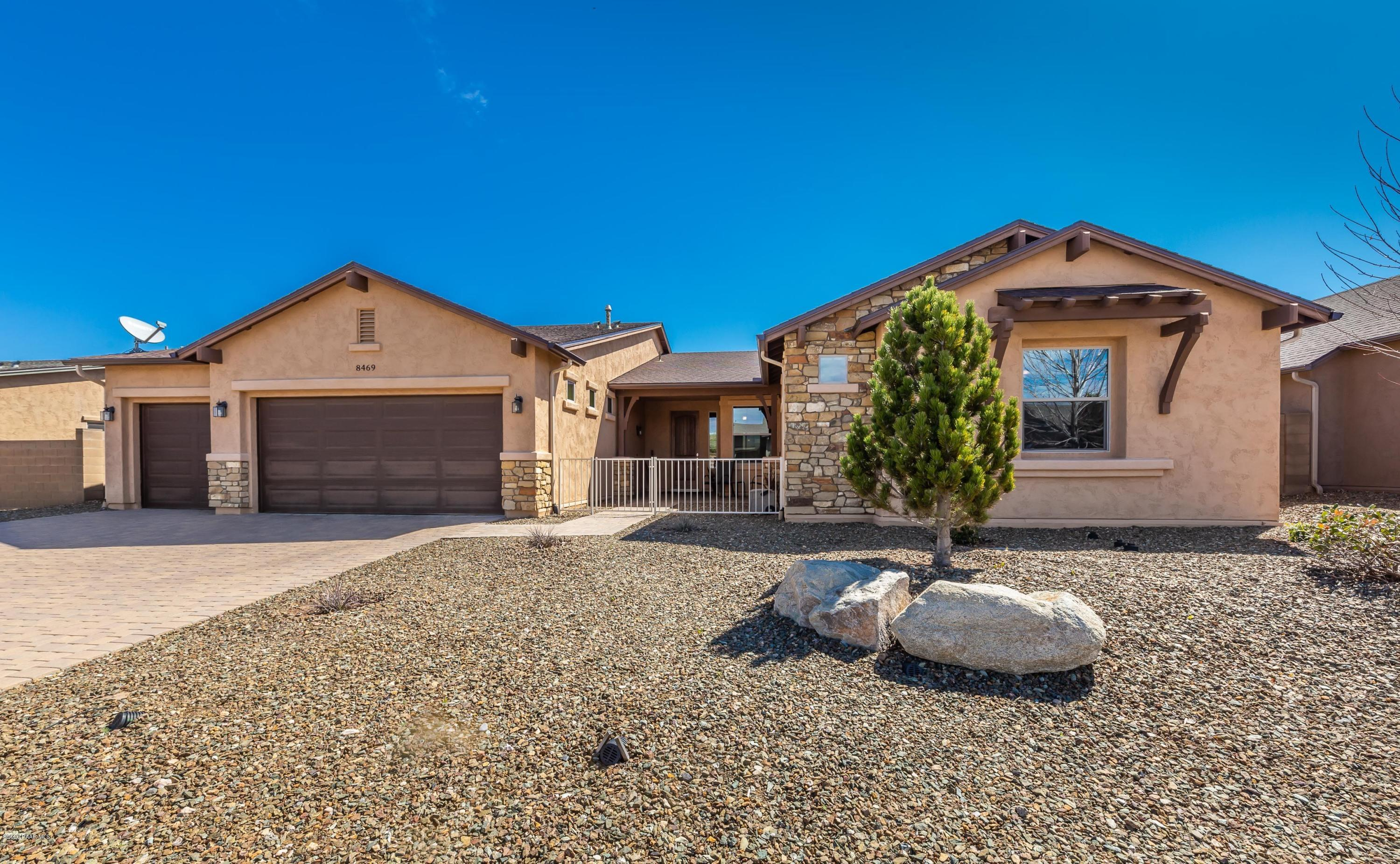 Photo of 8469 Pepperbox, Prescott Valley, AZ 86315
