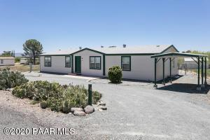 20525 E Cholla Drive, Mayer, AZ 86333