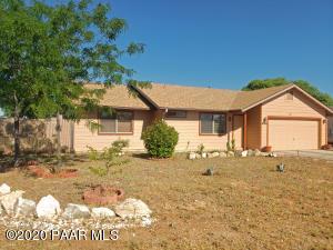 8580 E Apache Drive, Prescott Valley, AZ 86314