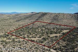 0 N Indian Ruins Road, Prescott, AZ 86305