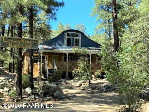 23578 S Gladiator Mine Road, Crown King, AZ 86343