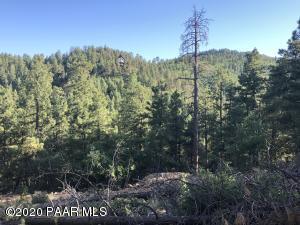 0 S Off Snowdrift Mine Lot B Road, Prescott, AZ 86303