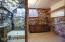 Basement apartment - stonework foundation